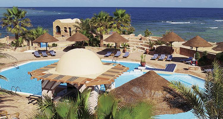 Mövenpick Resort, El Quseir