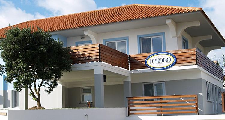 Guest House Comodoro, Vila Nova
