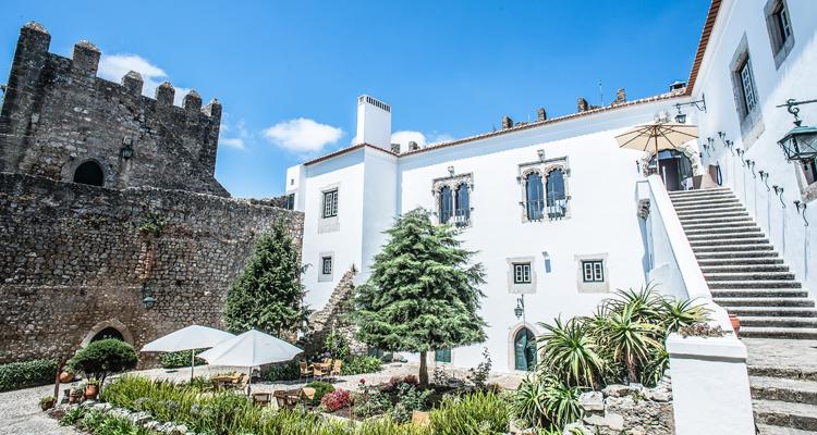 Pousada Castelo de Óbidos, Óbidos