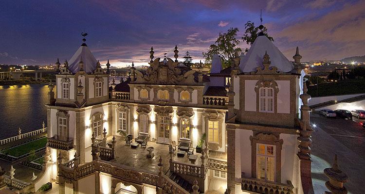 Pousada Palácio do Freixo, Porto
