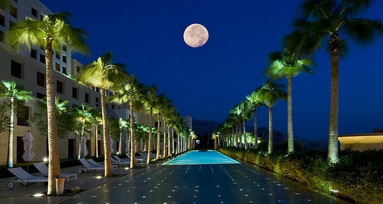 Kempinski Hotel Ishtar, Totes Meer