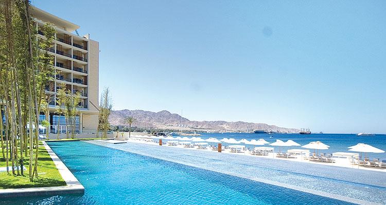 Kempinski Hotel, Aqaba