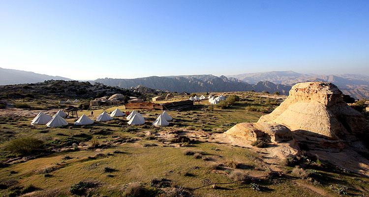 Rummana Campsite, Wadi Feynan/Dana Nature Reserve