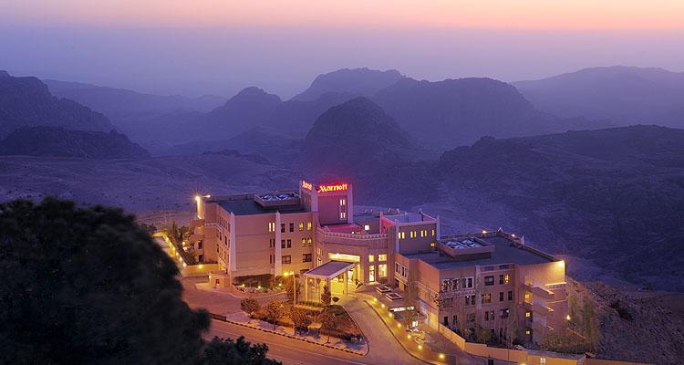 Marriott Hotel, Petra