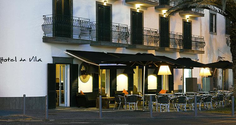 Da Vila Hotel, Ponta do Sol
