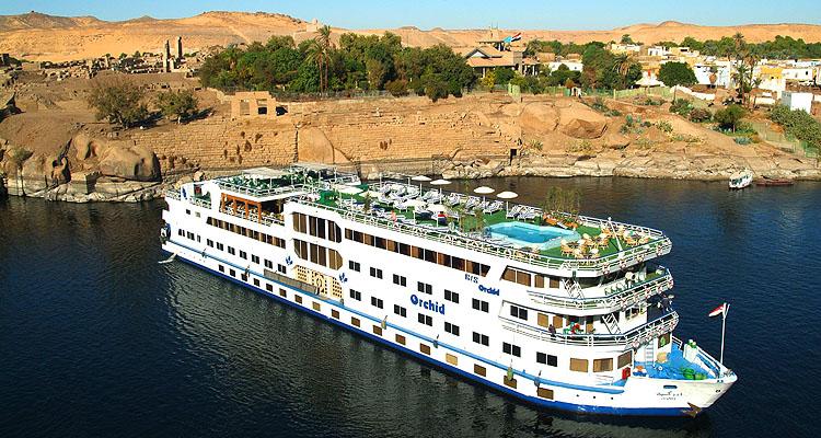 Wings- & Spring-Nile Cruises