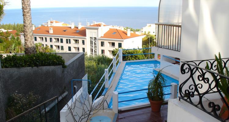 Residencial Vila Lusitânia, Funchal