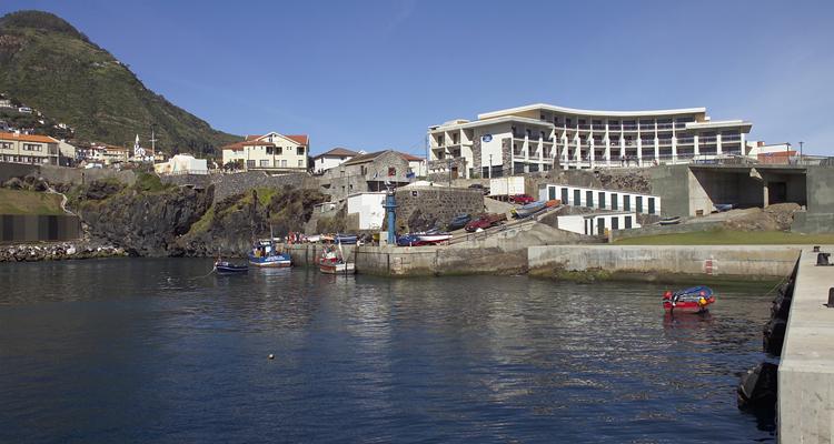 Hotel Moniz Sol, Porto Moniz