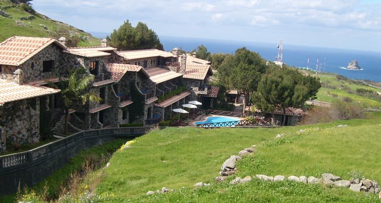 Quinta do Serrado, Vila Baleira