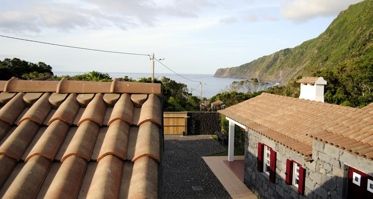 Casas da Fajã, Fajã da Praia do Norte
