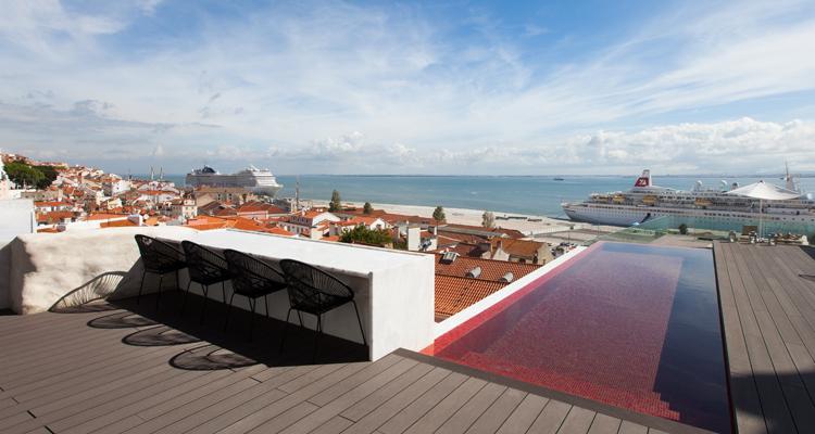 Memmo Alfama, Lissabon