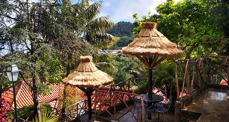 Casas de Campo do Pomar, Santana