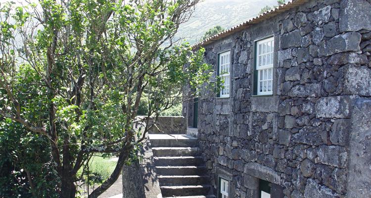 Casa dos Rodeiros (Houses in Pico), Prainha