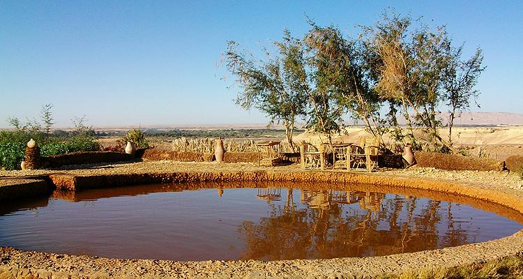 Desert Lodge, Al Qasr
