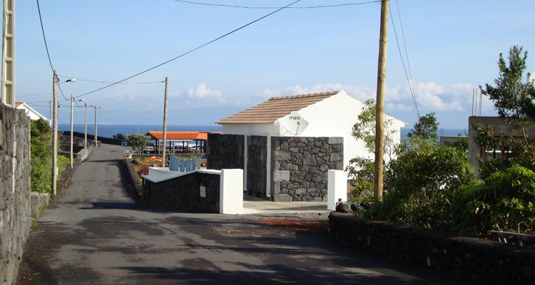 Casa da Poça Branca (Houses in Pico), Prainha