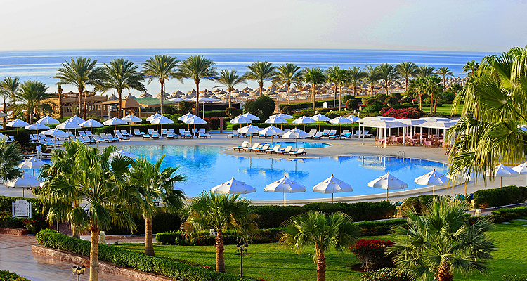 Baron Resort, Sharm el Sheikh