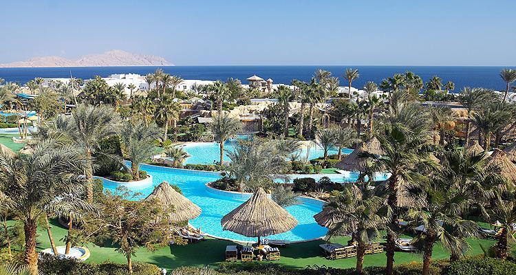 Jolie Ville Golf & Resort, Sharm el Sheikh (ex Maritim)