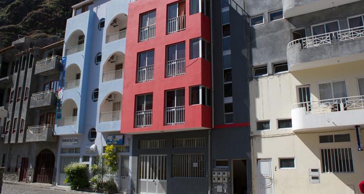 Residencial Top d'Corona, Ribeira Grande