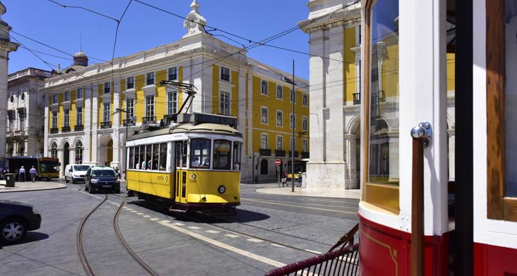 Pousada Praça do Comércio, Lissabon