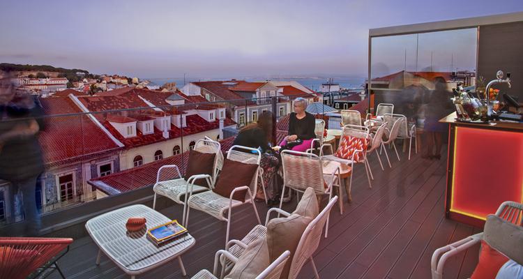 9Mercy Hotel, Lissabon