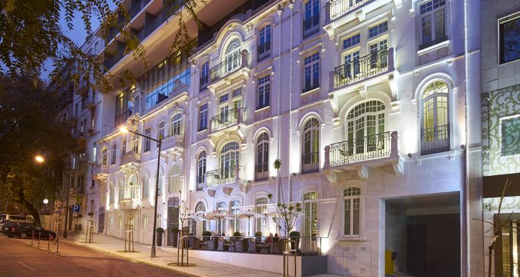 PortoBay Liberdade, Lissabon