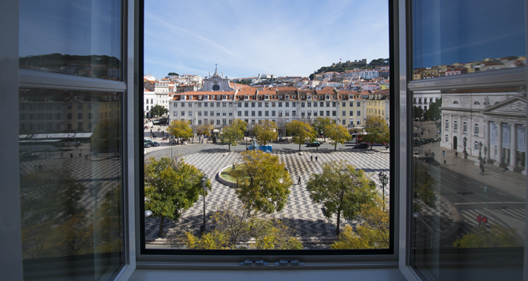 My Story Rossio, Lissabon