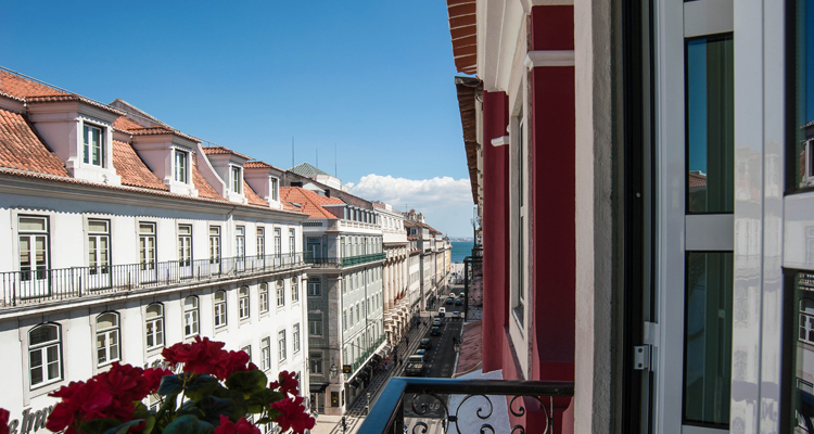 The 7 Hotel, Lissabon