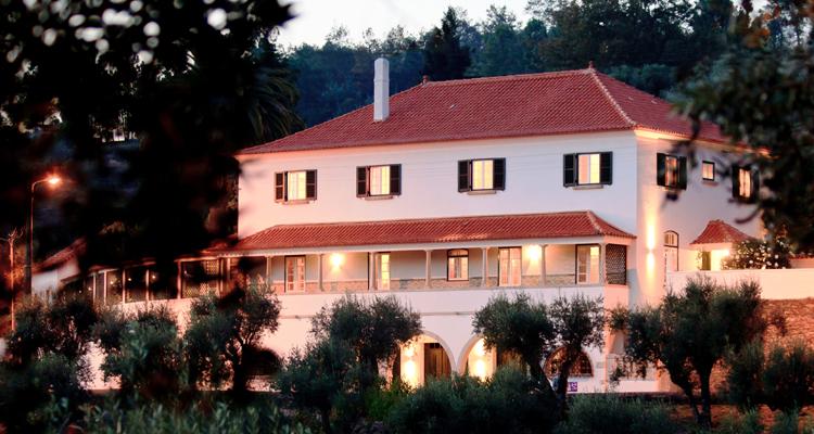 Quinta da Palmeira, Arganil