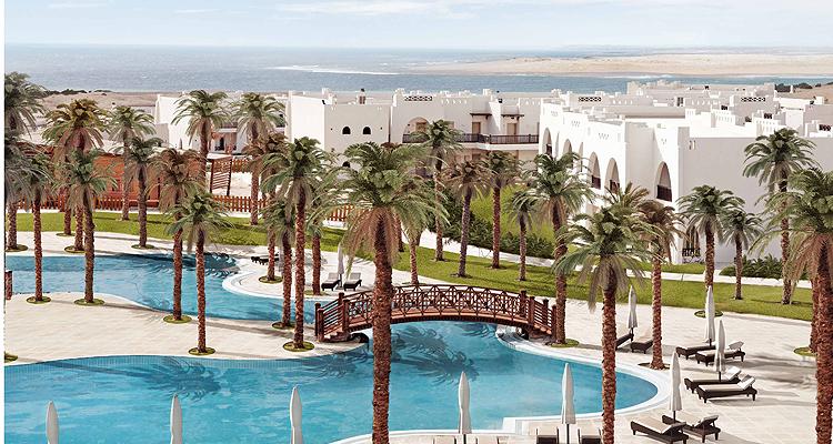Hilton Nubian Resort, Marsa Alam