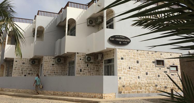 Hotel Dunas, Sal Rei