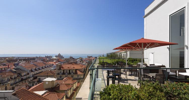 Hotel do Chiado, Lissabon