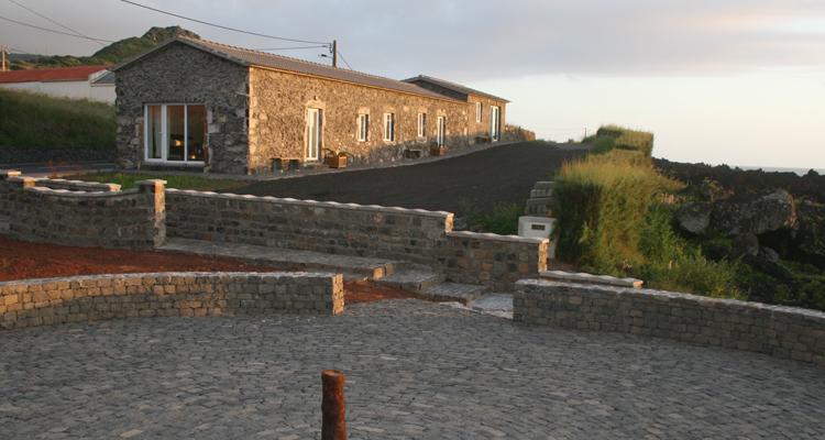 Casa Atlantida, Fajã Grande