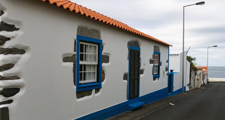 Acquamarina Mare, Santa Cruz das Flores