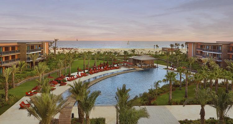 Hilton Cabo Verde Resort, Santa Maria
