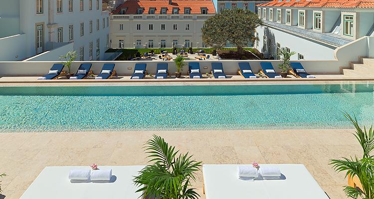 THE ONE Palácio da Anunciada, Lissabon
