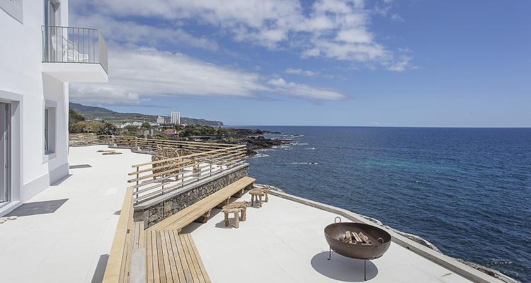 White Exclusive Suites & Villas, Lagoa