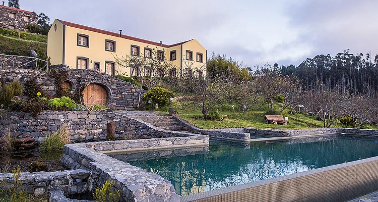 Casas da Levada, Ponta do Pargo