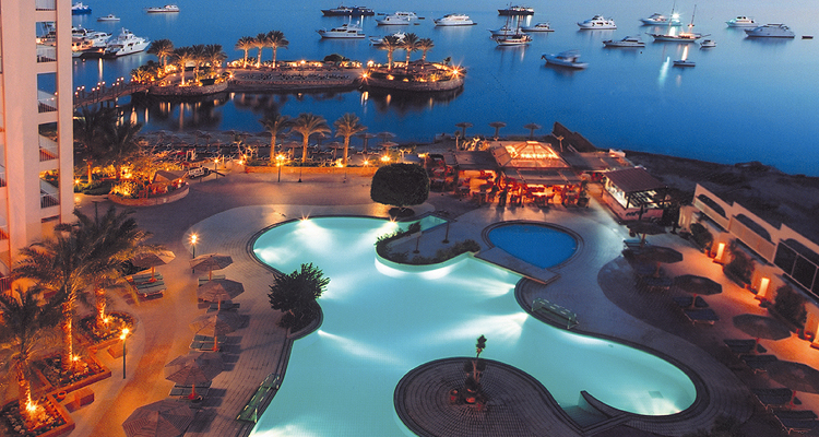 Marriott Beach Resort, Hurghada