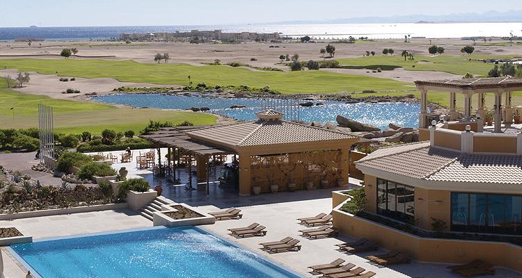 The Cascades Golf Resort, Spa, Thalasso, Soma Bay