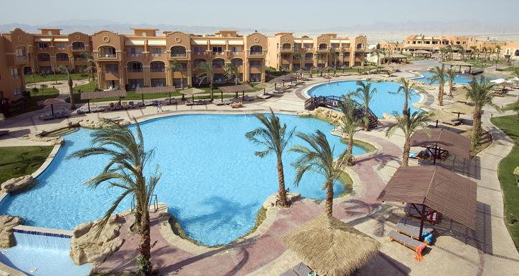 Caribbean World Resort, Abu Soma