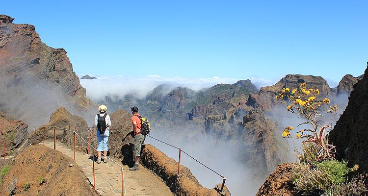 Amin Travel Ch Anona Wandern Auf Madeira 8 Tage 7 Nachte Taglich